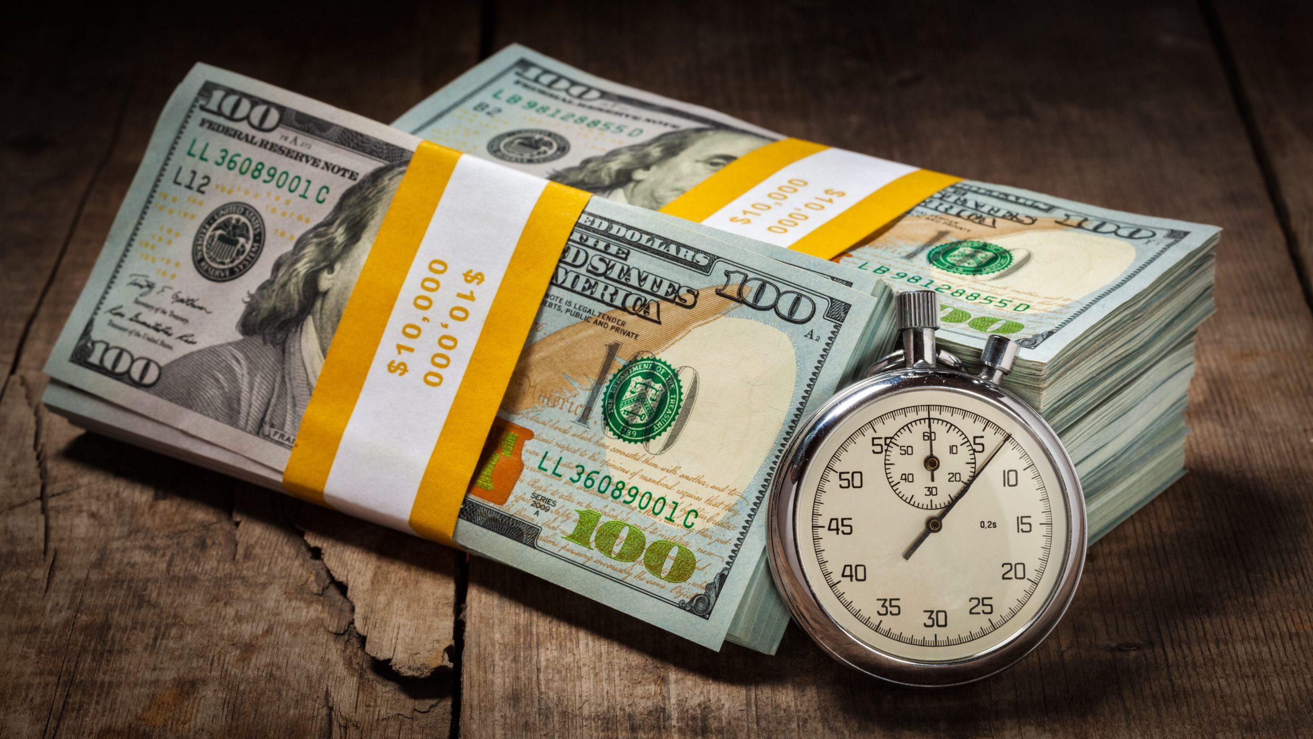 Где взять деньги на длительный срок